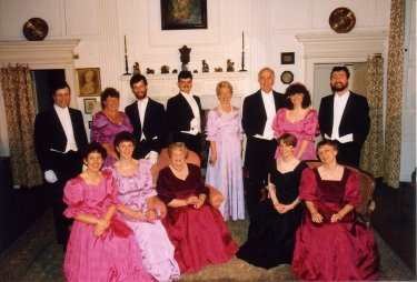 1980's Ensemble at Kellie Castle
